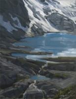 cobalt lake-bugaboos