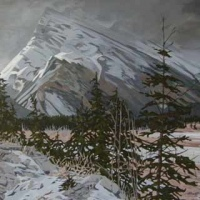 mount rundle SOLD