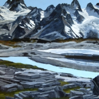 rocky point basin bugaboos SOLD