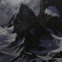 storm over the bugaboos