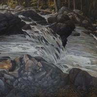 falls serenading east opabin trail