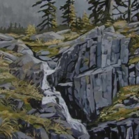 on opabin trail SOLD