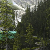 path to the falls SOLD