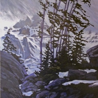 standing against the storm