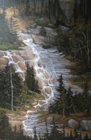crossing the falls panel 1